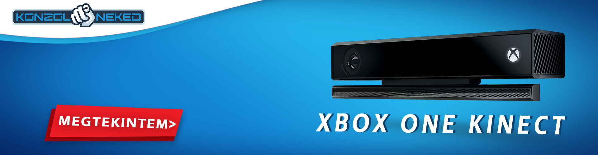 xbox one kinect banner