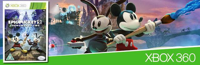 használt Disney Epic Mickey xbox 360
