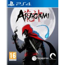 Aragami PlayStation 4 (használt)
