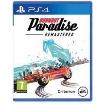 Burnout Paradise (Remastered) PlayStation 4 (használt)
