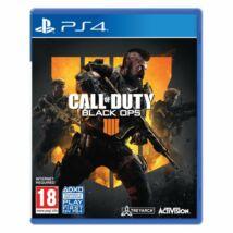 Call of Duty Black Ops 4 PlayStation 4 (használt)