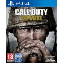 Call of Duty WWII PlayStation 4 (használt)
