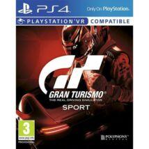 Gran Turismo Sport PlayStation 4 (használt)