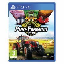 Pure Farming 2018 PlayStation 4 (használt)