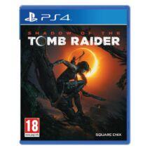 Shadow of the Tomb Raider PlayStation 4 (használt)