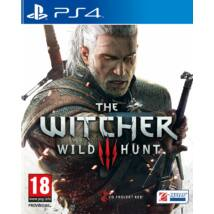 The Witcher 3 Wild Hunt PlayStation 4 (használt)