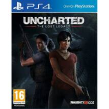 Uncharted : The Lost Legacy PlayStation 4 (használt)