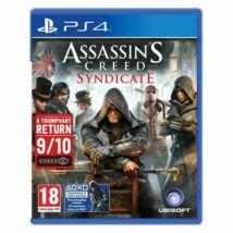 Assassin's Creed Syndicate PlayStation 4 (használt)
