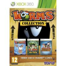 Worms Collection Xbox 360 (használt)