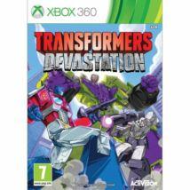 Transformers Devastation Xbox 360 (használt)