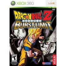 DragonBall Z Burstlimit Xbox 360 (használt)