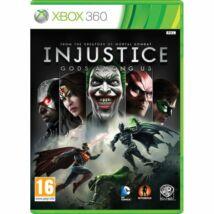 Injustice Gods Among Us fémdobozos Xbox 360 (használt)
