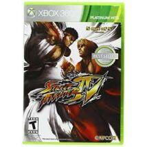 Street Fighter IV Xbox One Kompatibilis Xbox 360 (használt)