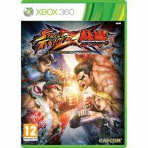 Street Fighter X Tekken Xbox 360 (használt)