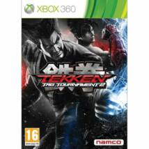Tekken Tag Tournament 2 Xbox One Kompatibilis Xbox 360 (használt)
