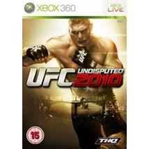UFC 2010 Undisputed Xbox 360 (használt)