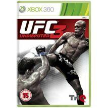 UFC Undisputed 3 Xbox 360 (használt)