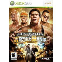 WWE Legends of Wrestlemania Xbox 360 (használt)