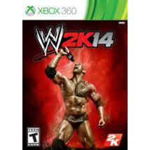 WWE 2k14 Xbox 360 (használt)