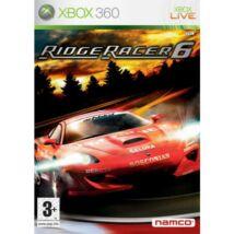 Ridge Racer 6 Xbox 360 (használt)