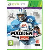 Madden NFL 25 Xbox 360 (használt)