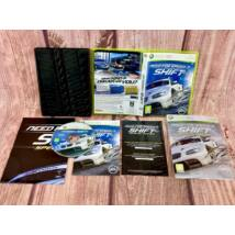 Need for Speed Shift Special Edition Xbox 360 (használt)