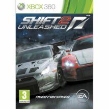 Need for Speed Shift 2: Unleashed Xbox 360 (használt)