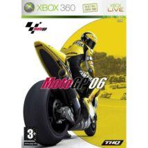 MotoGP 06 Xbox 360 (használt)