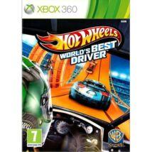 Hot Wheels: World´s Best Driver Xbox 360 (használt)