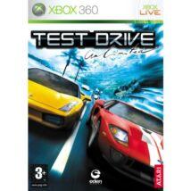 Test Drive Unlimited Xbox 360 (használt)