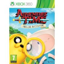 Adventure Time Finn and Jake Investigations Xbox 360 (használt)