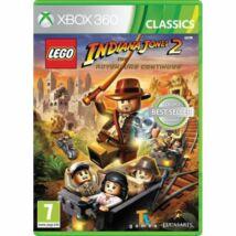 LEGO Indiana Jones 2 Xbox One Kompatibilis Xbox 360 (használt)