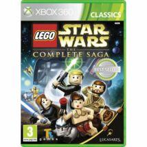 LEGO Star Wars The Complete Saga Xbox One Kompatibilis Xbox 360 (használt)