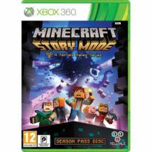 Minecraft Story Mode Xbox 360 (használt)