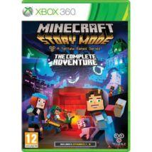 Minecraft Story Mode The Complete Adventure Xbox 360 (használt)
