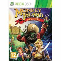 Monkey Island Special Edition Collection Xbox One Kompatibilis Xbox 360 (használt)