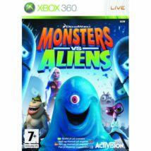 Monsters vs. Aliens Xbox 360 (használt)