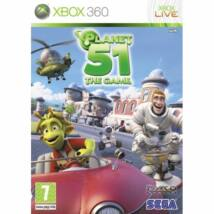 Planet 51 The Game Xbox 360 (használt)