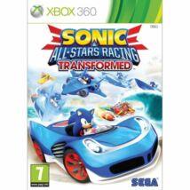 SONIC All Stars Racing Transformed Xbox One Kompatibilis Xbox 360 (használt)