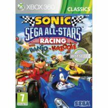SONIC & Sega All-Stars Racing With Banjo-Kazooie Xbox 360 (használt)