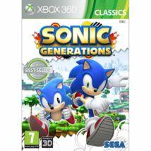 SONIC Generations Xbox One Kompatibilis Xbox 360 (használt)