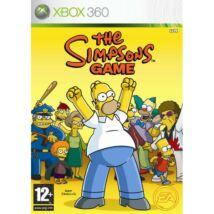 The Simpsons Game Xbox 360 (használt)