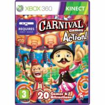 Carnival Games: In Action Xbox 360 (használt)