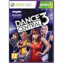 Dance Central 3 Xbox 360 (használt)