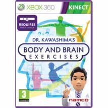 Dr. Kawashima's Body and Brain Exercises Xbox 360 (használt)