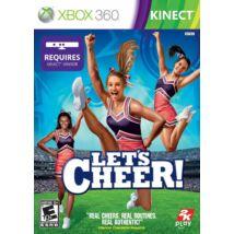 Let's Cheer Xbox 360 (használt)