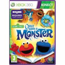 Kinect Sesame Street Once Upon a Monster Xbox 360 (használt)