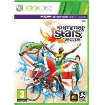 Summer Stars 2012 Xbox 360 (használt)