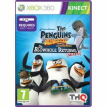 The Penguins of Madagascar: Dr. Blowhole Returns Again! Xbox 360 (használt)