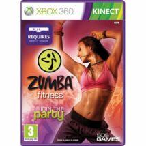 Zumba Fitness Join the Party Xbox 360 (használt)